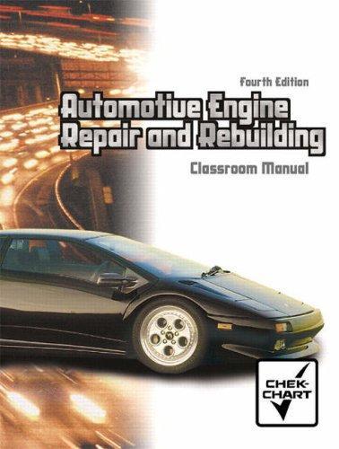 Download Automotive Engine Repair And Rebuilding