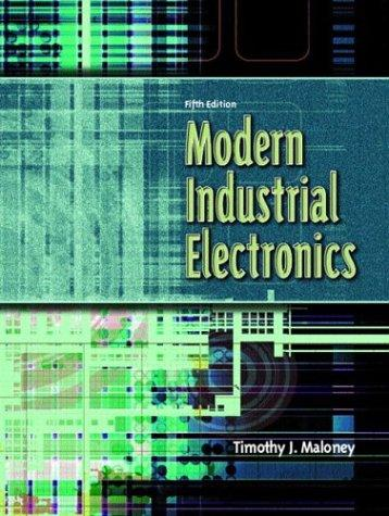 Download Modern industrial electronics