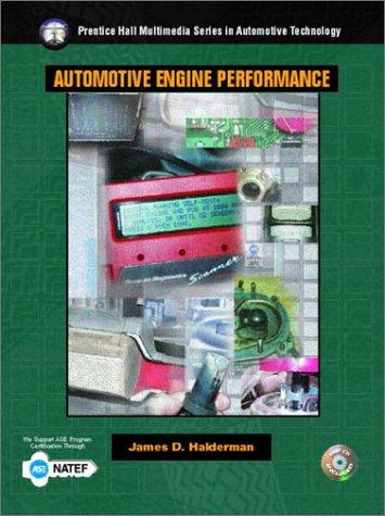 Download Automotive engine performance