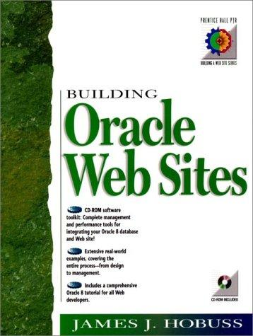 Download Building Oracle web sites