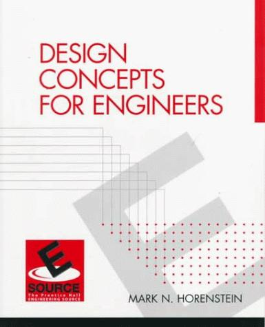 Download Design concepts for engineers