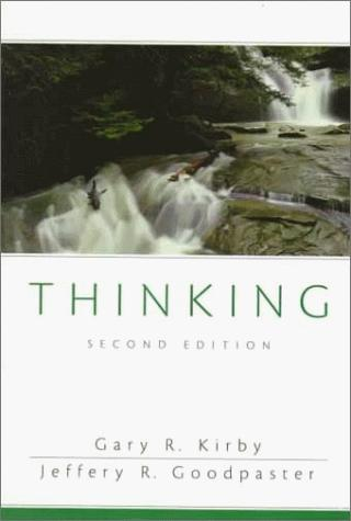 Download Thinking