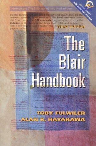 Download The Blair handbook
