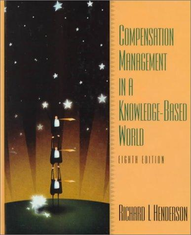 Download Compensation Management in a Knowledge-Based World