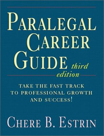 Download Paralegal career guide