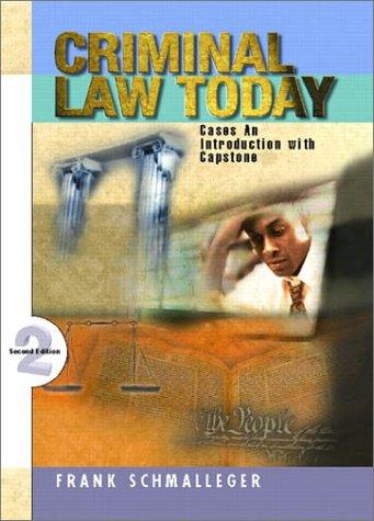 Download Criminal Law Today