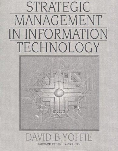 Download Strategic management in information technology