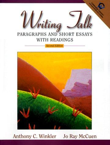 Download Writing talk.