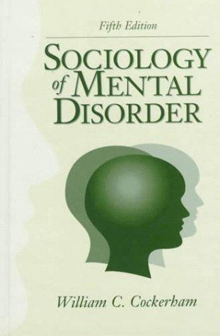 Download Sociology of Mental Disorder (5th Edition)