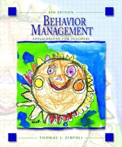 Download Behavior Management