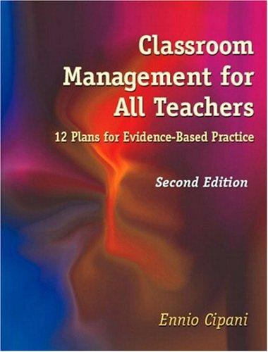Download Classroom management for all teachers