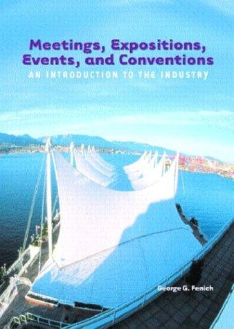 Meetings, Expositions, Events and Conventions