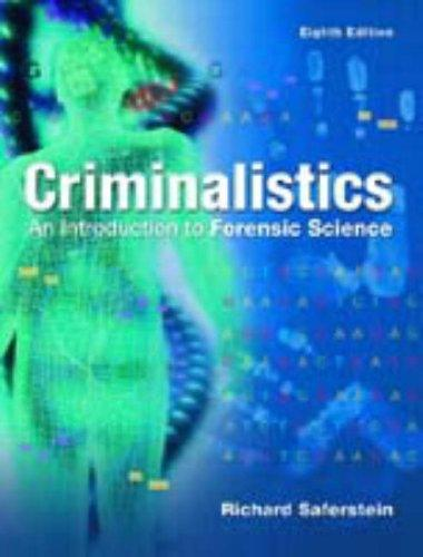 Download Criminalistics