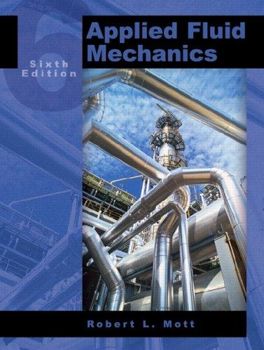 Download Applied Fluid Mechanics (6th Edition)