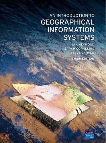 Download An introduction to geographical information systems