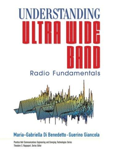 Image for Understanding Ultra Wide Band Radio Fundamentals