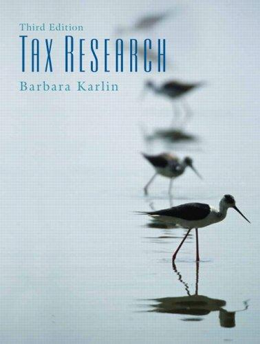 Download Tax research