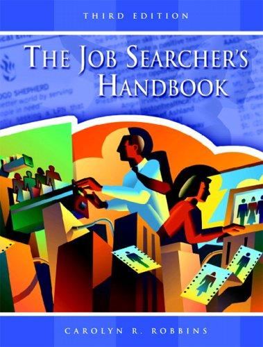 Job Searchers Handbook, The (3rd Edition)