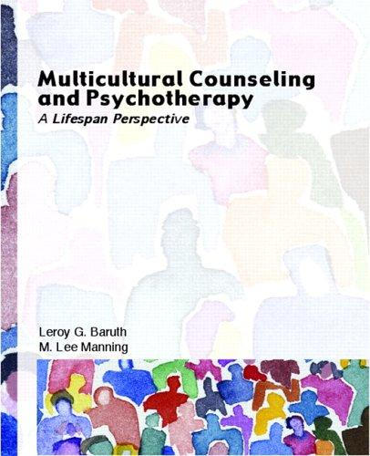 Download Multicultural Counseling and Psychotherapy