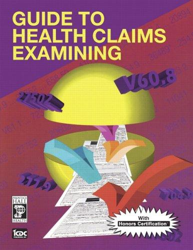 Download Guide to Health Claims Examining