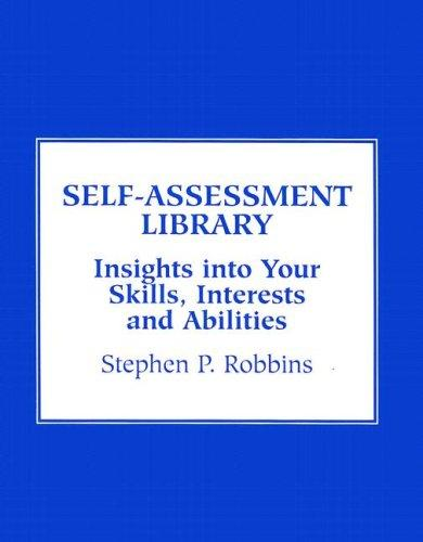 Self-Assessment Library (Print) (12th Edition)