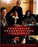 Download Persuasive Presentations for Business