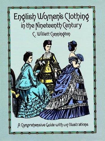 Download English women's clothing in the nineteenth century