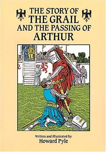 Download The story of the Grail and the passing of Arthur