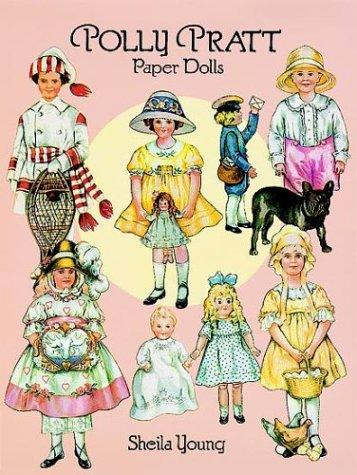 Polly Pratt Paper Dolls, Young, Sheila
