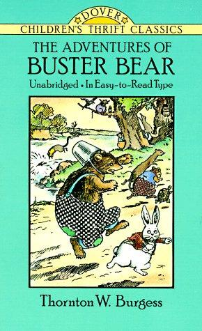 Download The adventures of Buster Bear