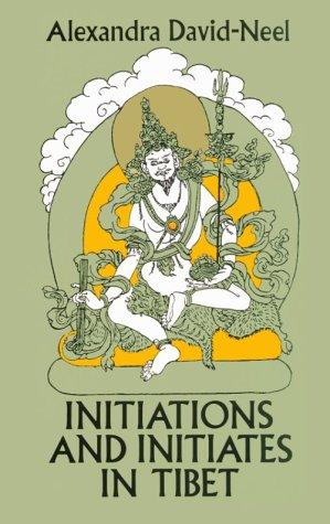 Download Initiations and initiates in Tibet