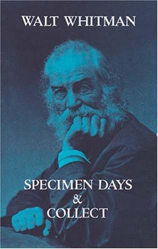 Download Specimen days
