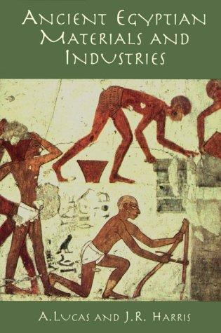 Download Ancient Egyptian materials and industries