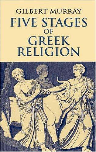 Download Five stages of Greek religion