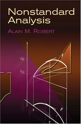 Download Nonstandard analysis