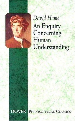 Download An enquiry concerning human understanding