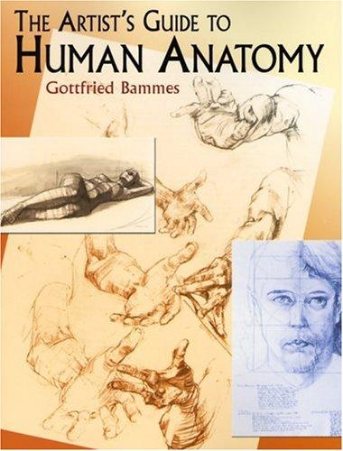 Download The artist's guide to human anatomy
