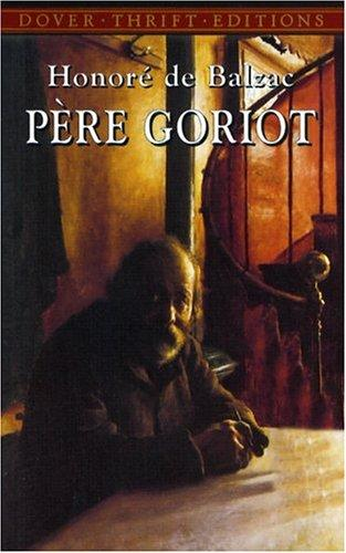Pere Goriot (Thrift Edition)