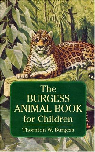 Download The Burgess animal book for children