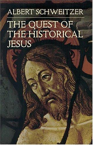 Download The quest of the historical Jesus