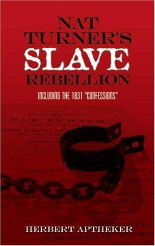 Download Nat Turner's Slave Rebellion