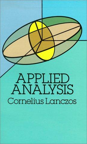 Download Applied analysis