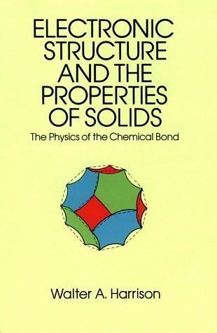 Download Electronic structure and the properties of solids