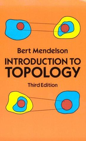 Download Introduction to topology