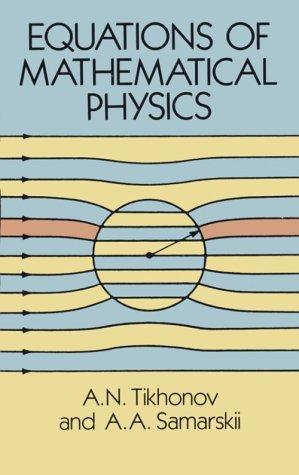 Download Equations of mathematical physics