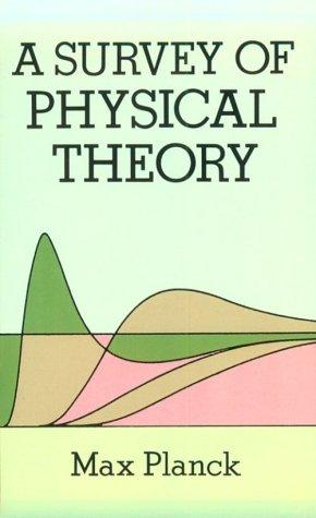 Download A survey of physical theory