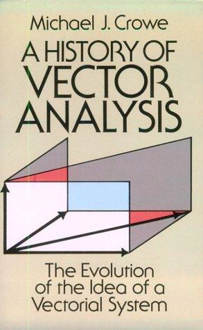 A history of vector analysis