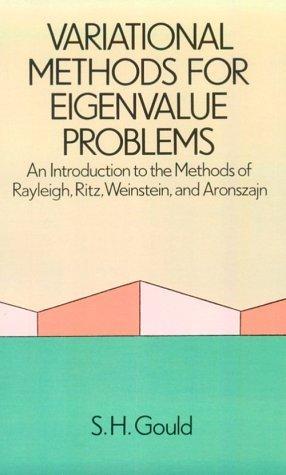 Download Variational methods for eigenvalue problems