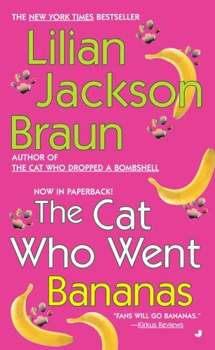 Download The Cat Who Went Bananas (Cat Who…)