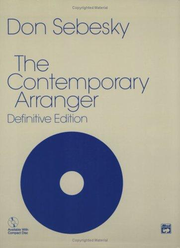 Download The contemporary arranger